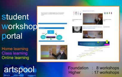 Student Workshop Portal: Higher